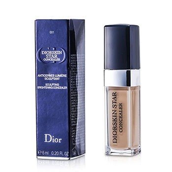 Christian Dior Diorskin Star Sculpting Brightening Concelear - # 001 Ivory  6ml/0.2oz