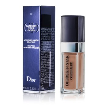 Christian Dior Diorskin Star Sculpting Brightening Concelear - # 002 Beige  6ml/0.2oz