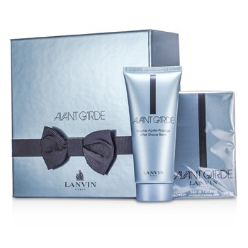 Lanvin Kit Avant Garde: Eau De Toilette Spray 50ml/1.7oz + Bálsamo Pós Barba 100ml/3.3oz  2pcs