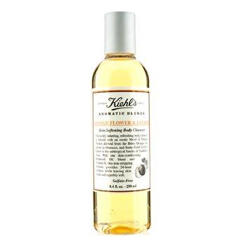 Kiehl's Żel do mycia ciała Orange Flower & Lychee Skin Softening Body Cleanser  250ml/8.4oz