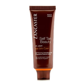 Lancaster Self Tanning Smoothing Gel For Face (Week End in Capri)  50ml/1.7oz