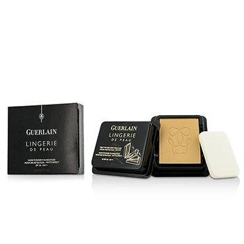 Guerlain پودر آرایش ریفیل Lingerie De Peau با SPF20 - شماره 02 بژ روشن  10g/0.35oz