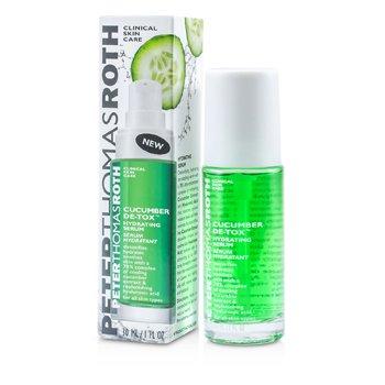 Peter Thomas Roth Soro Hidratante Cucumber De-Tox  30ml/1oz