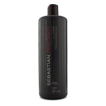 Sebastian Penetraitt Strengthening and Repair-Shampoo  1000ml/33.8oz