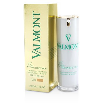 Valmont Just Time Perfection Impulsador de Cutis SPF 25 - # Golden Beige  30ml/1oz