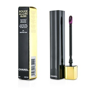 Chanel Rouge Allure Gloss - # 21 Distinction  6ml/0.2oz