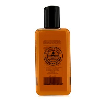 Crabtree & Evelyn Moroccan Myrrh Hair & Body Wash  300ml/10.1oz