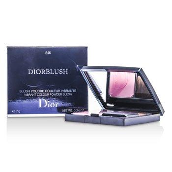 Christian Dior DiorBlush Rubor en Polvo Color Vibrante - # 846 Lucky Pink  7g/0.24oz