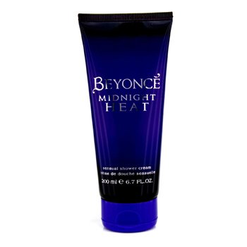 Beyonce Midnight Heat Shower Cream  200ml/6.76oz