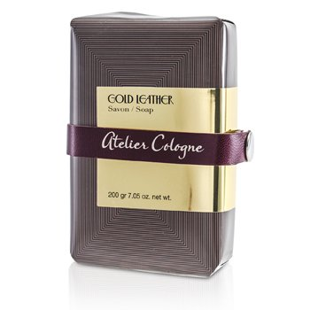 Atelier Cologne Gold Leather סבון  200g/7.05oz