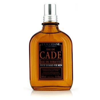 L'Occitane Eau De Cade For Men Eau De Toilette Spray  100ml/3.4oz