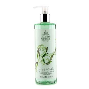 Woods Of Windsor Lily Of The Valley Jab�n Hidratante de Manos  350ml/11.8oz