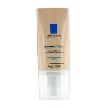 La Roche Posay Rosaliac Crema CC SPF 30 - Crema Completa Diaria Correctora de Tono  50ml/1.7oz