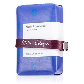 Atelier Cologne Mistral Patchouli Soap  200g/7.05oz