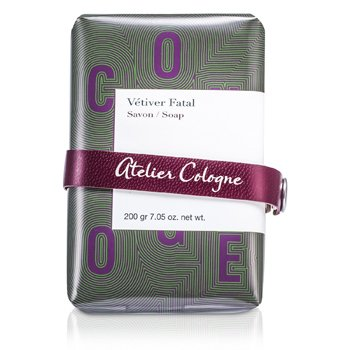Atelier Cologne Vetiver Fatal Soap  200g/7.05oz
