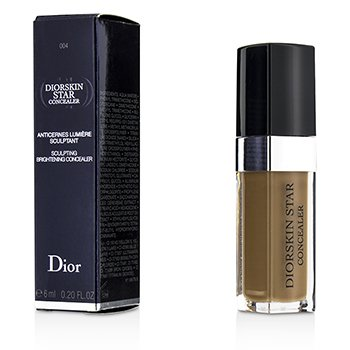 Christian Dior Diorskin Star Sculpting Brightening Concelear - # 004 Honey  6ml/0.2oz