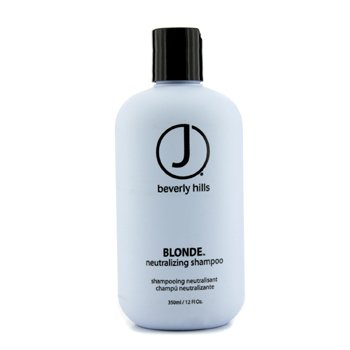 J比華利山  Blonde Neutralizing Shampoo  350ml/12oz