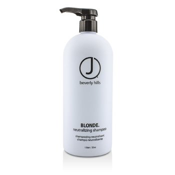 J Beverly Hills Blonde Neutralizing Shampoo  1000ml/32oz