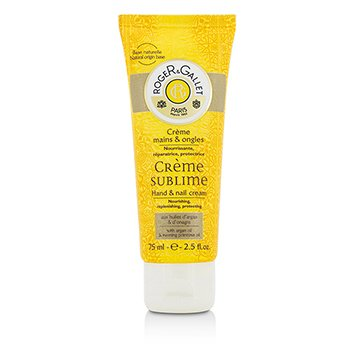 Roge & Gallet Sublime Hand & Nail Cream  75ml/2.5oz