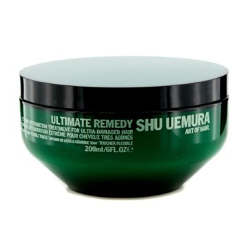 Shu Uemura Ultimate Remedy Tratamiento Restauraci�n Extrema (Para Cabello Ultra Da�ado)  200ml/6oz