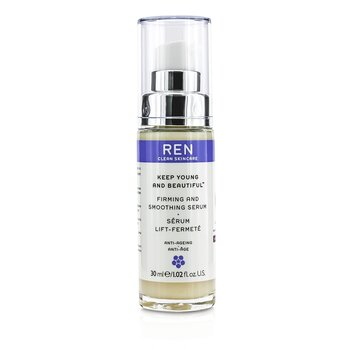 Ren Keep Young and Beautiful Suero Reafirmante & Suavizante (Todo Tipo de Piel)  30ml/1.02oz