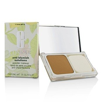 Clinique Pó Anti Blemish Solutions Makeup - # 11 Honey (MF-G)  10g/0.35oz