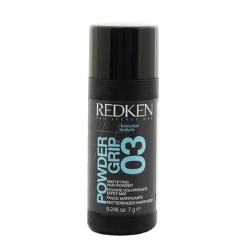 Redken Styling Powder Grip 03 Mattifying Hair Powder  7g/0.245oz
