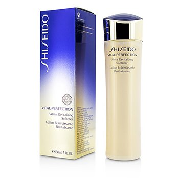 Shiseido Vital-Perfection Suavizante Revitalizante Blanco  150ml/5oz