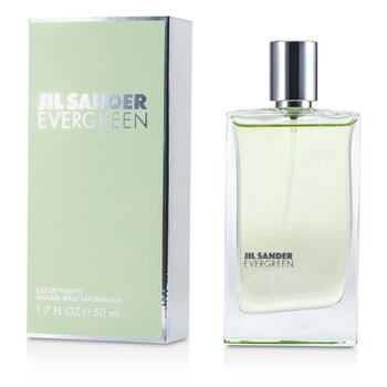 Jil Sander Evergreen Eau De Toilette Spray  50ml/1.7oz