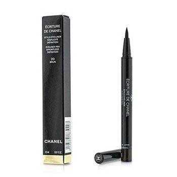 Chanel Ecriture De Chanel  (Viền Mắt Phong Cách) - 20 Brun  0.5ml/0.01oz