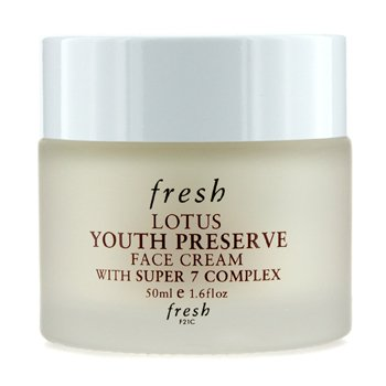 Fresh Lotus Youth Preserve Crema Facial  50ml/1.6oz