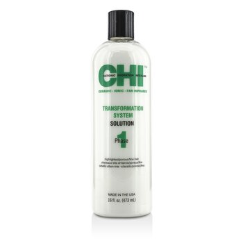 CHI Transformation System Phase 1 - Solution Formula C (For Highlighted/Porous/Fine Hair)  473ml/16oz