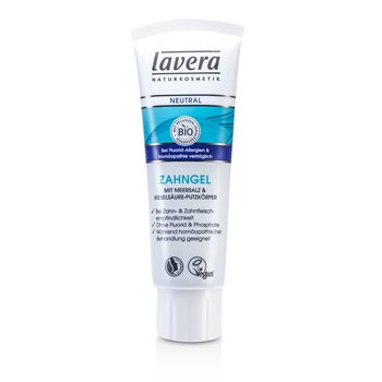 Lavera Tooth Gel Neutral  75ml/2.5oz