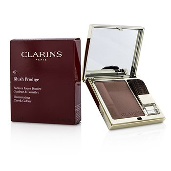 Clarins Róż do policzków Blush Prodige Illuminating Cheek Color - # 07 Tawny Pink  7.5g/0.2oz