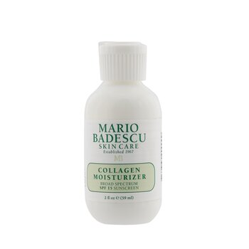 Mario Badescu Collagen Moisturizer SPF 15 - For Combination/ Sensitive Skin Types  59ml/2oz