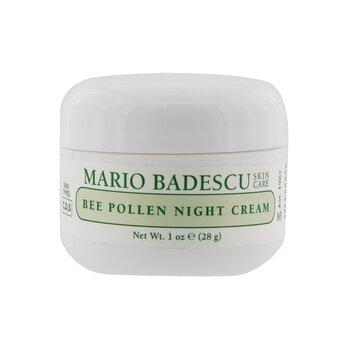 Mario Badescu Bee Pollen Night Cream - For Combination/ Dry/ Sensitive Skin Types  29ml/1oz