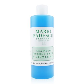 Mario Badescu Seaweed Bubble Bath & Shower Gel - For All Skin Types  472ml/16oz