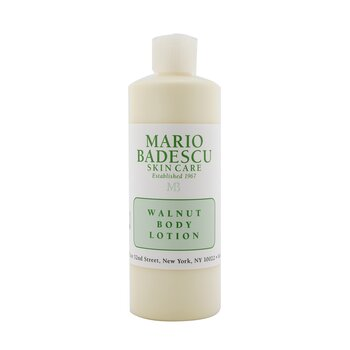 Mario Badescu Walnut Body Lotion - For All Skin Types  472ml/16oz