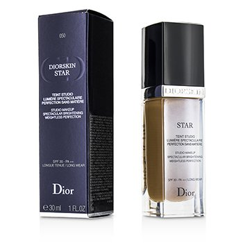 Christian Dior  Diorskin Star Studio Maquillaje SPF30 - # 50 Dark Beige  30ml/1oz
