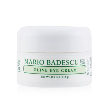 Mario Badescu Olive Eye Cream - For Dry/ Sensitive Skin Types  14ml/0.5oz
