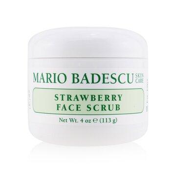 Mario Badescu Strawberry Face Scrub - For All Skin Types  118ml/4oz