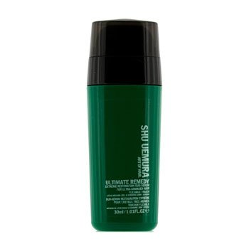 Shu Uemura Ultimate Remedy Suero Duo Restauraci�n Extrema (Para Cabello Ultra Da�ado)  30ml/1.01oz