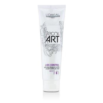 L'Oreal Gel Em Creme Professionnel Tecni.Art Liss Control Smooth Control  150ml/5oz