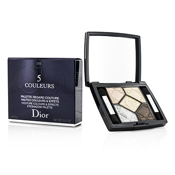 Christian Dior 5 Couleurs Couture Colours & Effects Paleta de Sombra de Ojos - No. 566 Versailles  6g/0.21oz