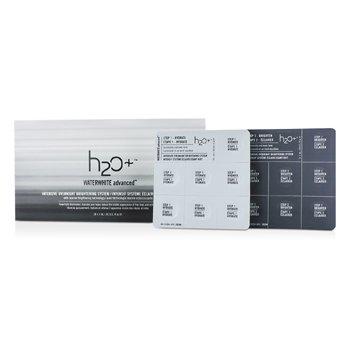 H2O+ Waterwhite Advanced Sistema Iluminante Intensivo Para la Noche  28x1ml/0.03oz