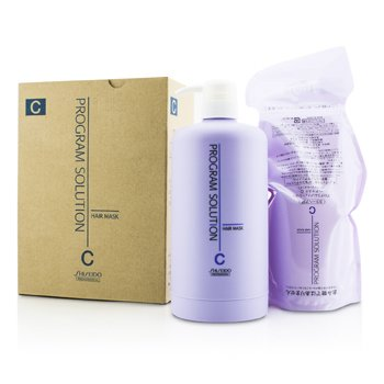 Shiseido Program Solution Hair Mask C (For Colored Hair)  700g/23.66oz