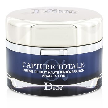 คริสเตียน ดิออร์ ครีม Capture Totale Nuit Intensive Night Restorative Creme (Rechargeable)  60ml/2.1oz