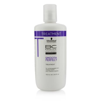 Schwarzkopf Tratamento BC Smooth Perfect (Cabelos Rebeldes)  750ml/25.4oz