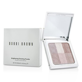 Bobbi Brown Brightening Finishing Powder - Bedak Padat - # 02 Brighting Nudes  6.6g/0.23oz