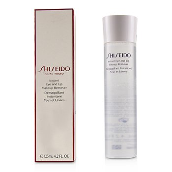 Shiseido Instant Eye & Lip Makeup Remover  125ml/4.2oz